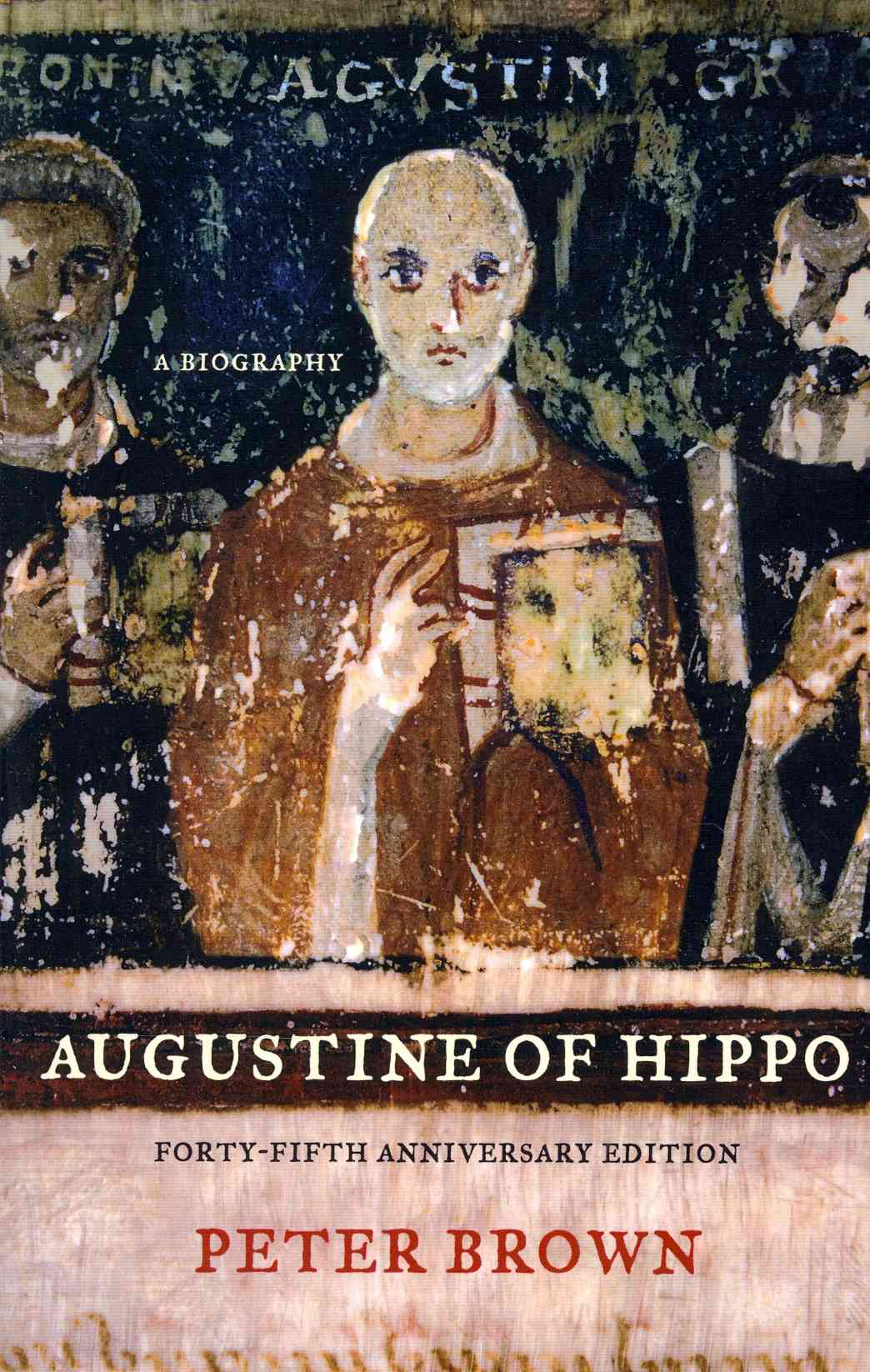 Augustine of Hippo By Brown, Peter