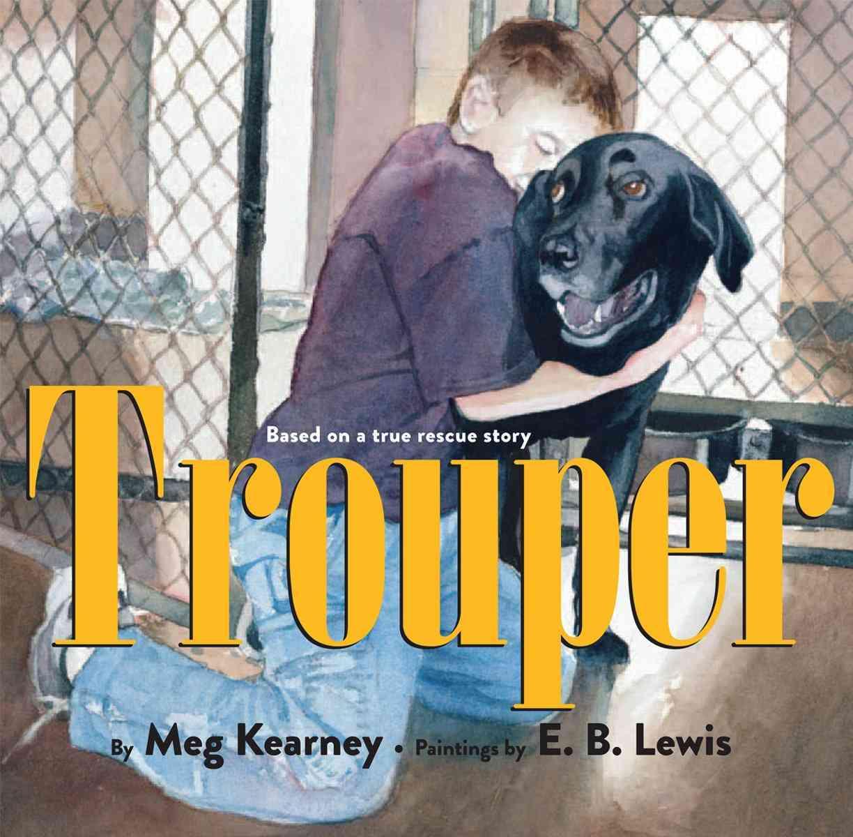 Trouper By Kearney, Meg/ Lewis, E. B. (ILT)